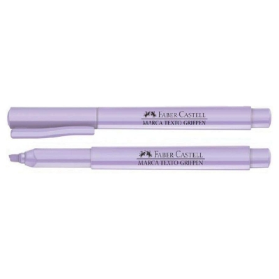 Marca Texto Grifpen Tom Pastel Faber Castell MT/MIXTPZF