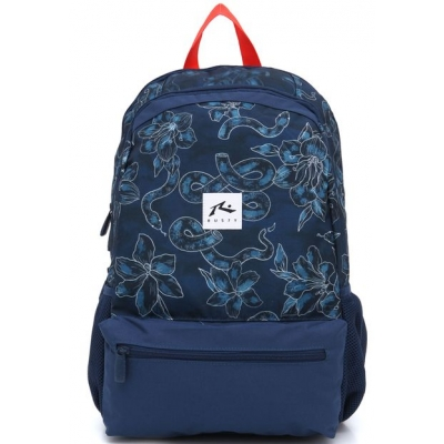 Mochila de Costas Rusty Azul Floral Holly RPOI124003