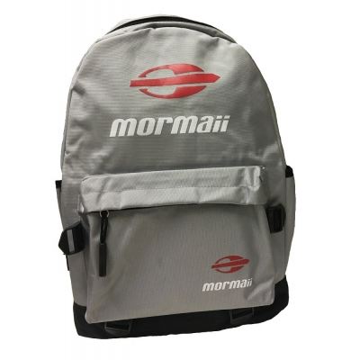 Mochila de Costas Mormaii Cinza Holly MOM34U09